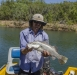 Jim and his Barramundi - Ord River
