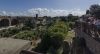 Eastern area of Roman Forum from Palantine Hill