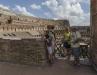 Trish, Danika, Jo and Rocco, Roman Colosseum