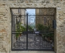 Courtyard, Torre di Palme, Le Marche