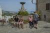 Danika, Trish, Pat & Barry, Torre di Palme, Le Marche
