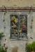 Decorated shutters, Torre di Palme, Le Marche
